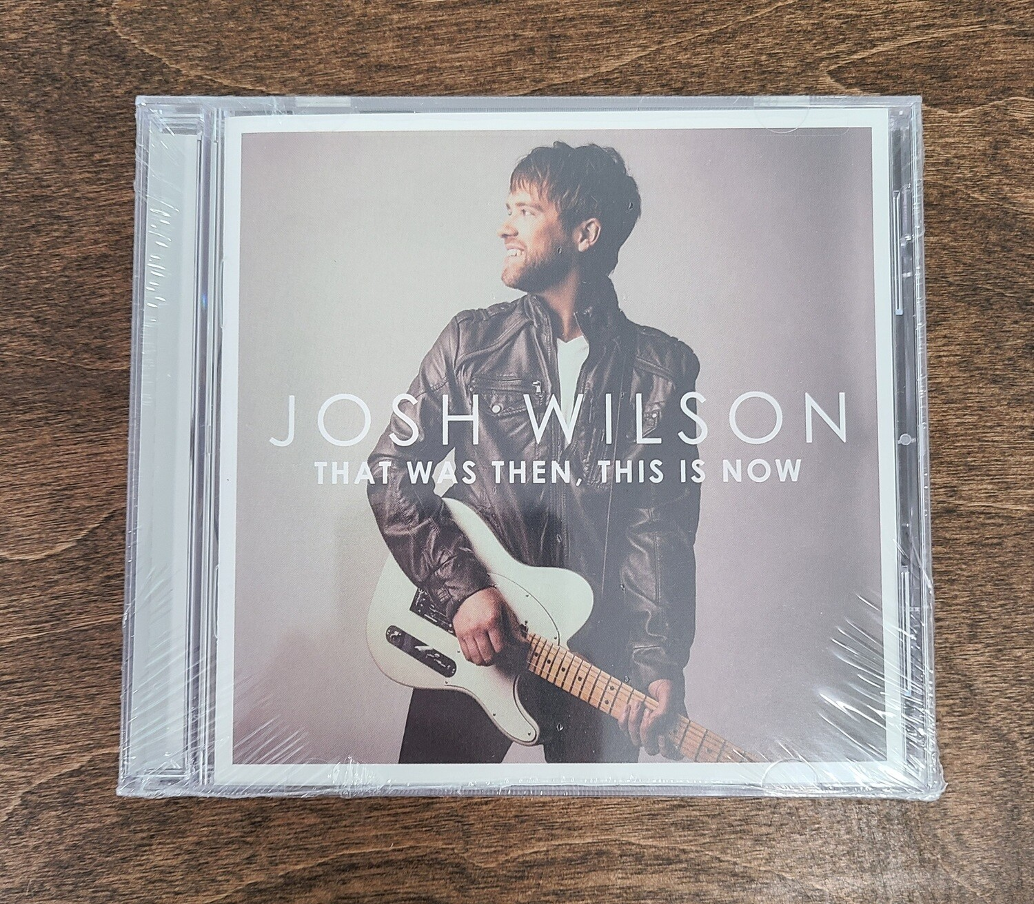 That Was Then, This is Now by Josh Wilson CD