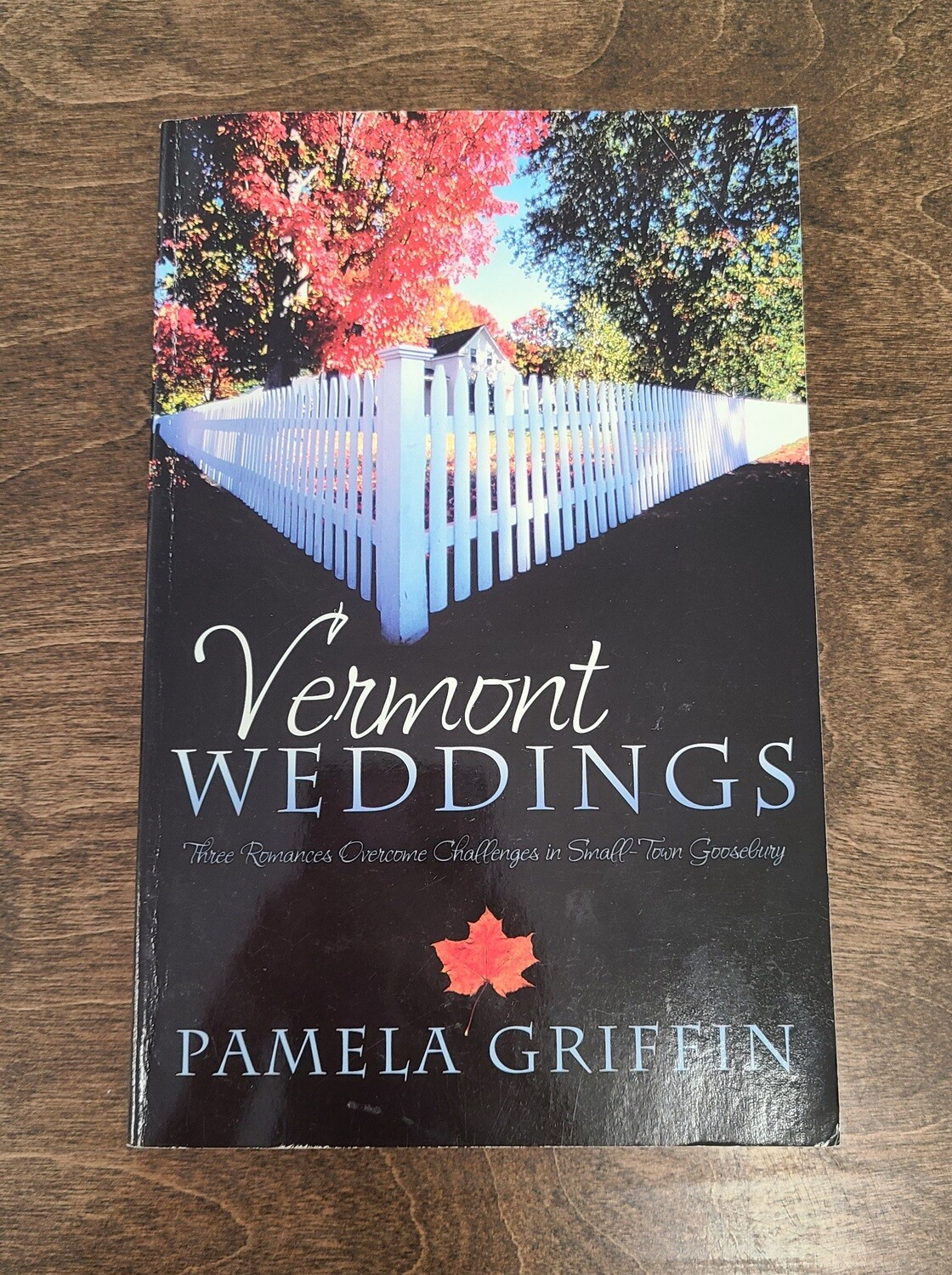 Vermont Weddings by Pamela Griffin