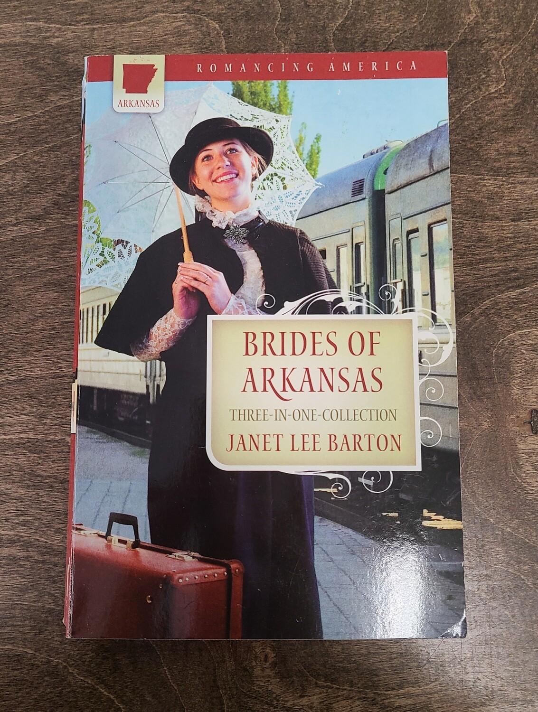 Brides of Arkansas by Janet Lee Barton