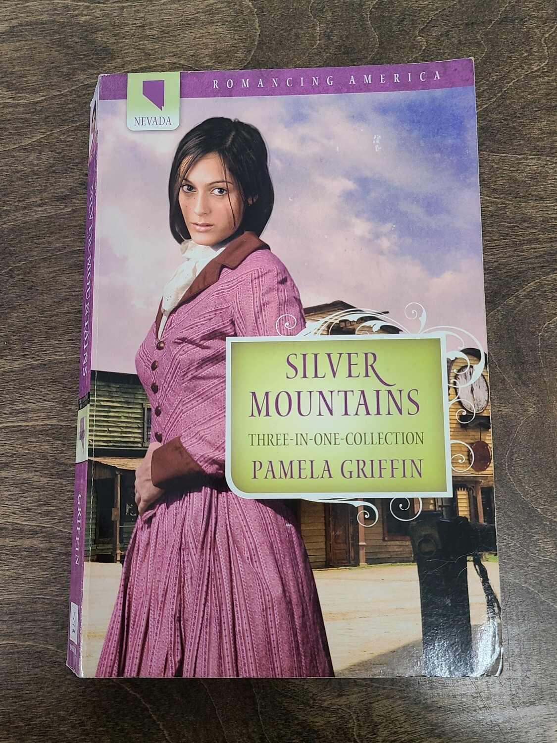 Silver Mountains by Pamela Griffin