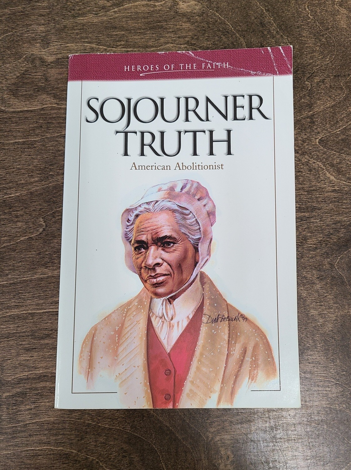 Sojourner Truth by W. Terry Whalin