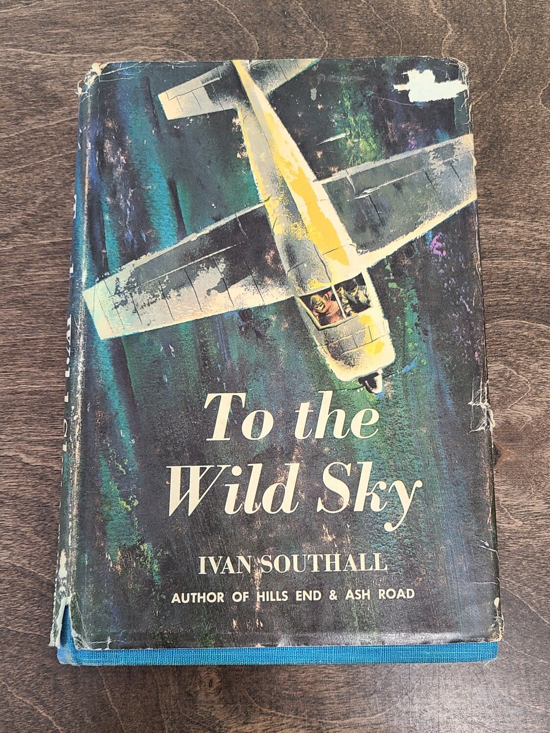 To The Wild Sky by Ivan Southall