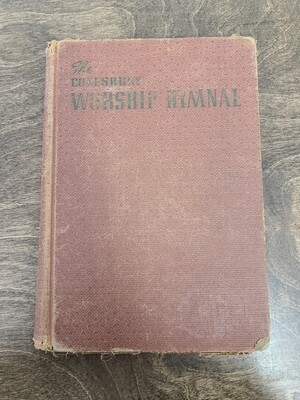 The Cokesbury Worship Hymnal by C. A. Bowen