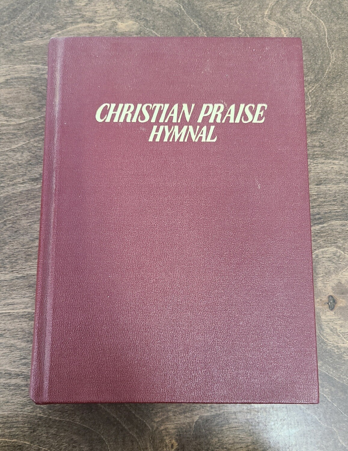 Christian Praise Hymnal by Broadman Press
