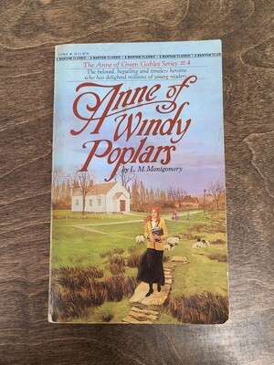 Anne of Windy Poplars by L.M. Montgomery