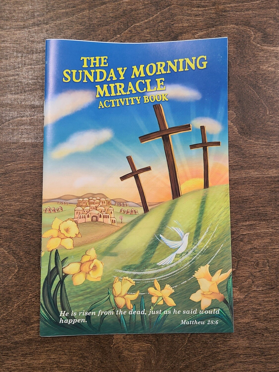 The Sunday Morning Miracle Activity Book