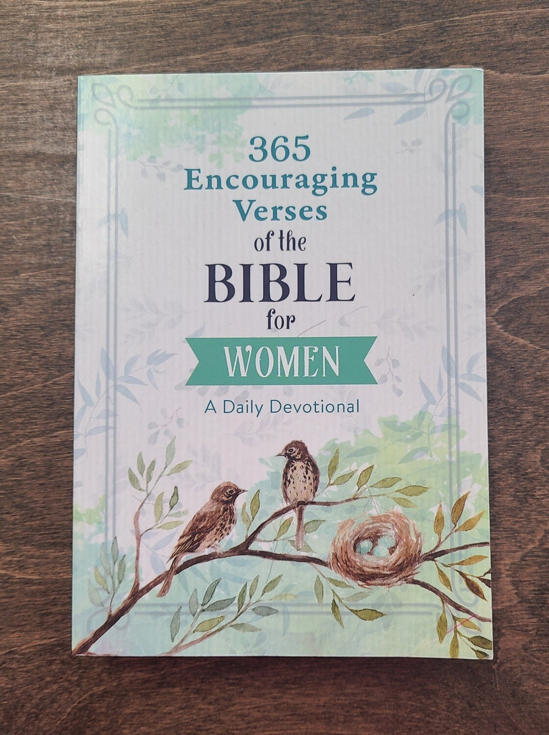 365 Encouraging Verses of the Bible for Women by Barbour Publishing, Inc.