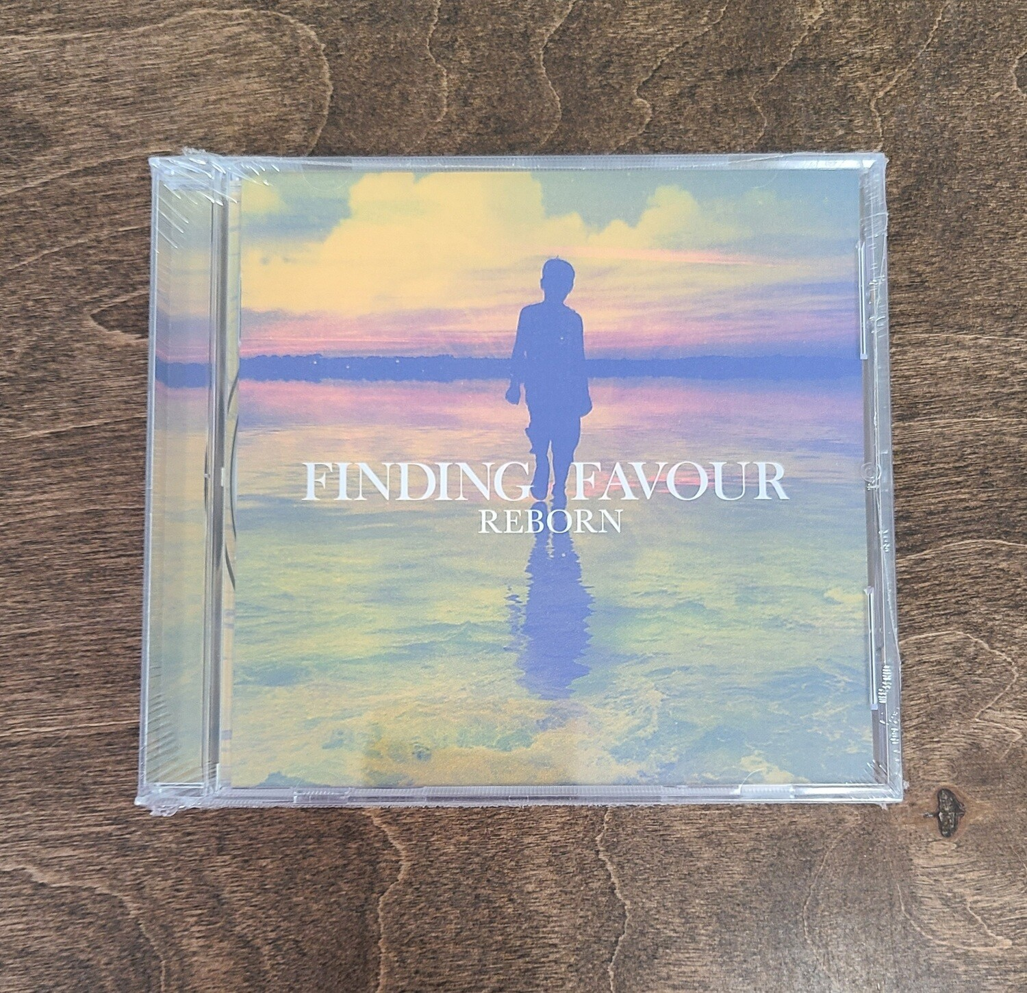 Reborn by Finding Favour CD