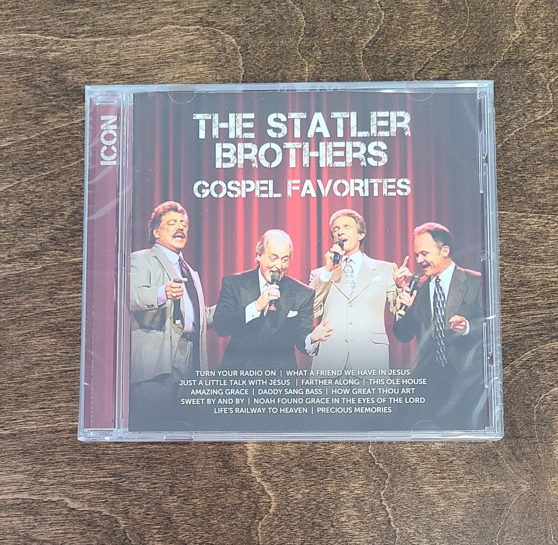 Gospel Favorites by The Statler Brothers CD