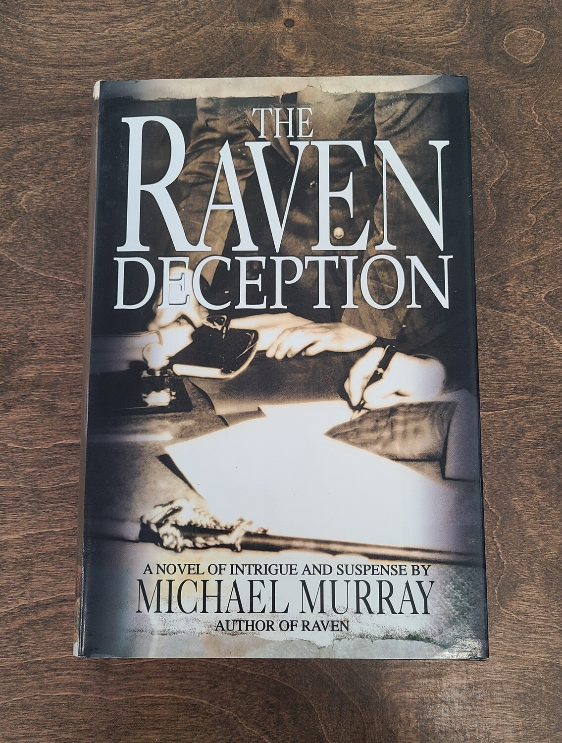 The Raven Deception by Michael Murray