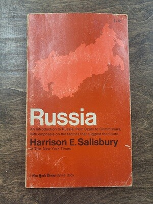 Russia by Harrison E. Salisbury