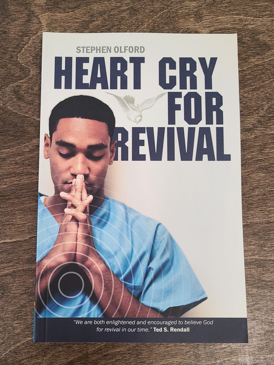 Heart Cry for Revival by Stephen Olford