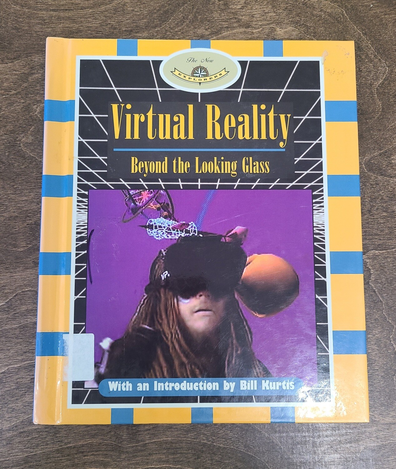 Virtual Reality: Beyond the Looking Glass by Elaine Pascoe