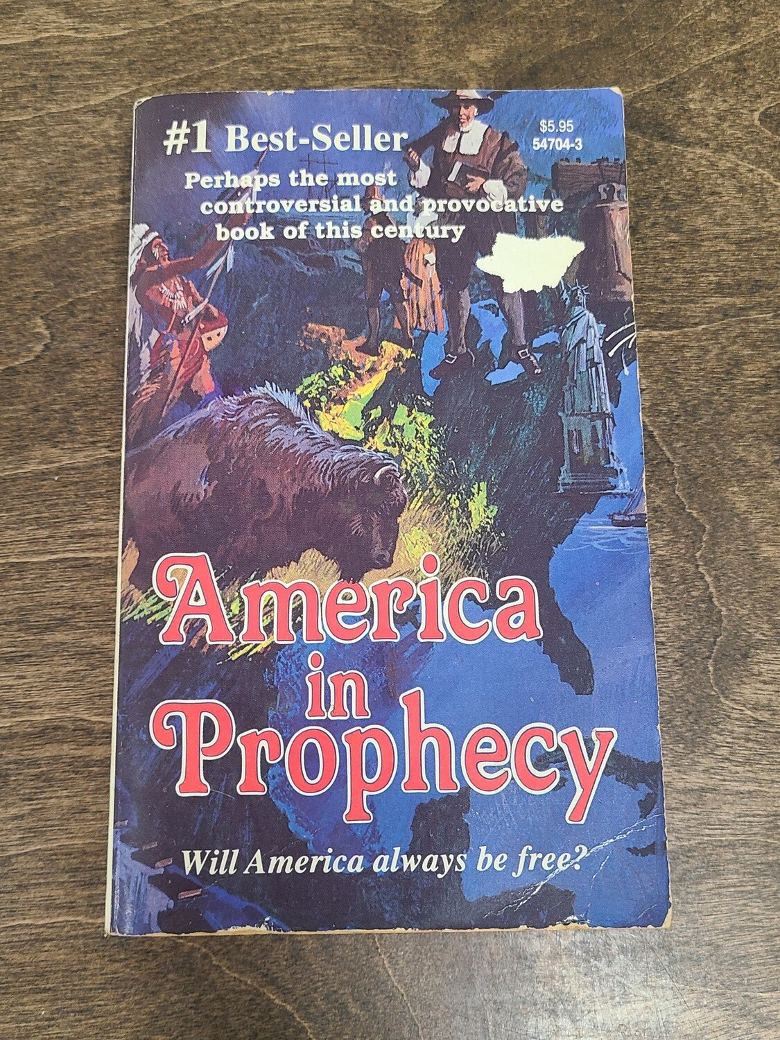 American in Prophecy by E.G. White