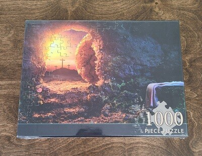 Resurrection 1,000 Piece Jigsaw Puzzle
