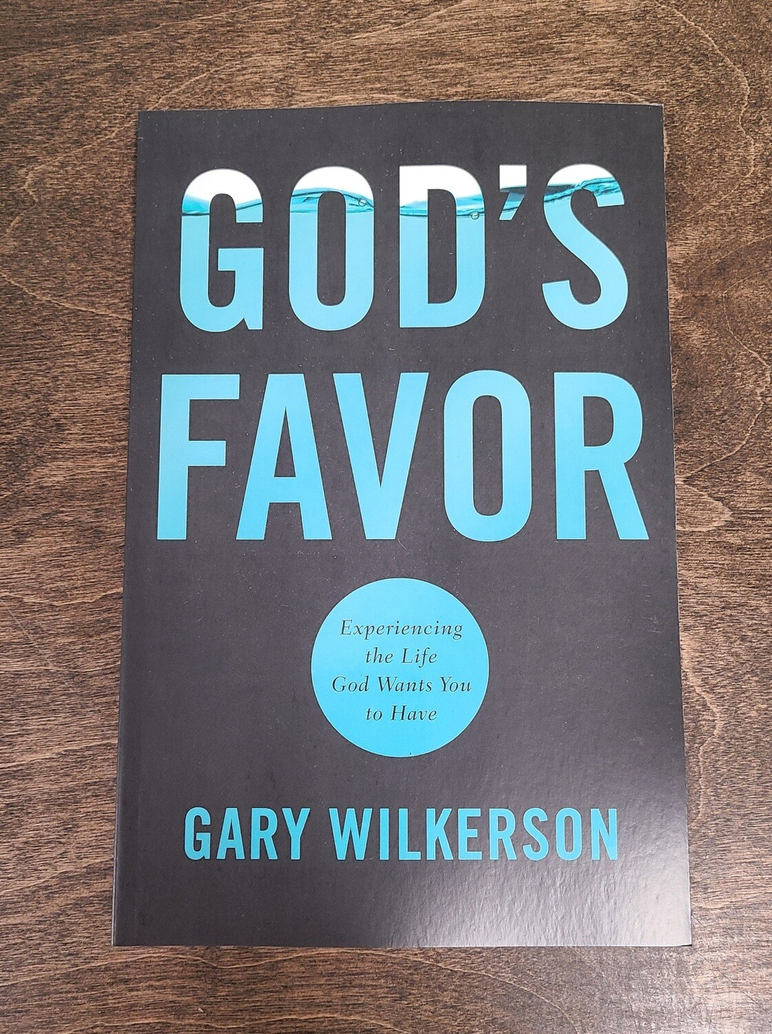 God's Favor by Gary Wilkerson