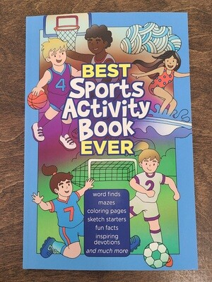 Best Sports Activity Book Ever by Chris Garborg