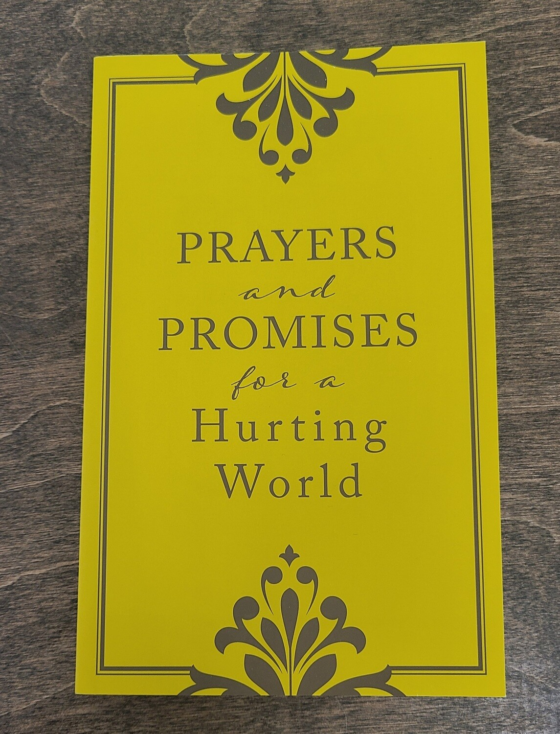 Prayers and Promises for a Hurting World by Laura Freudig