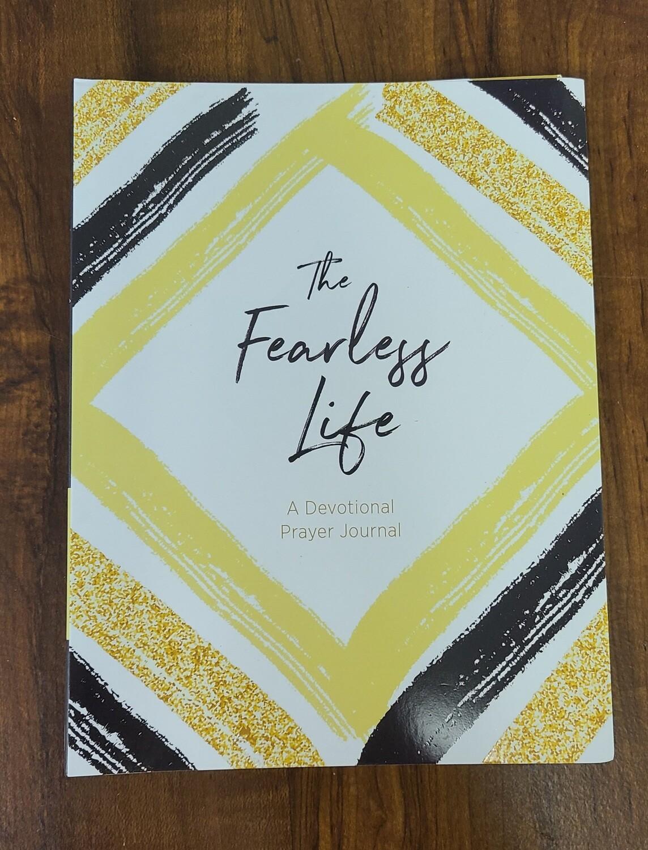The Fearless Life Wirebound Spiral Devotional Prayer Journal