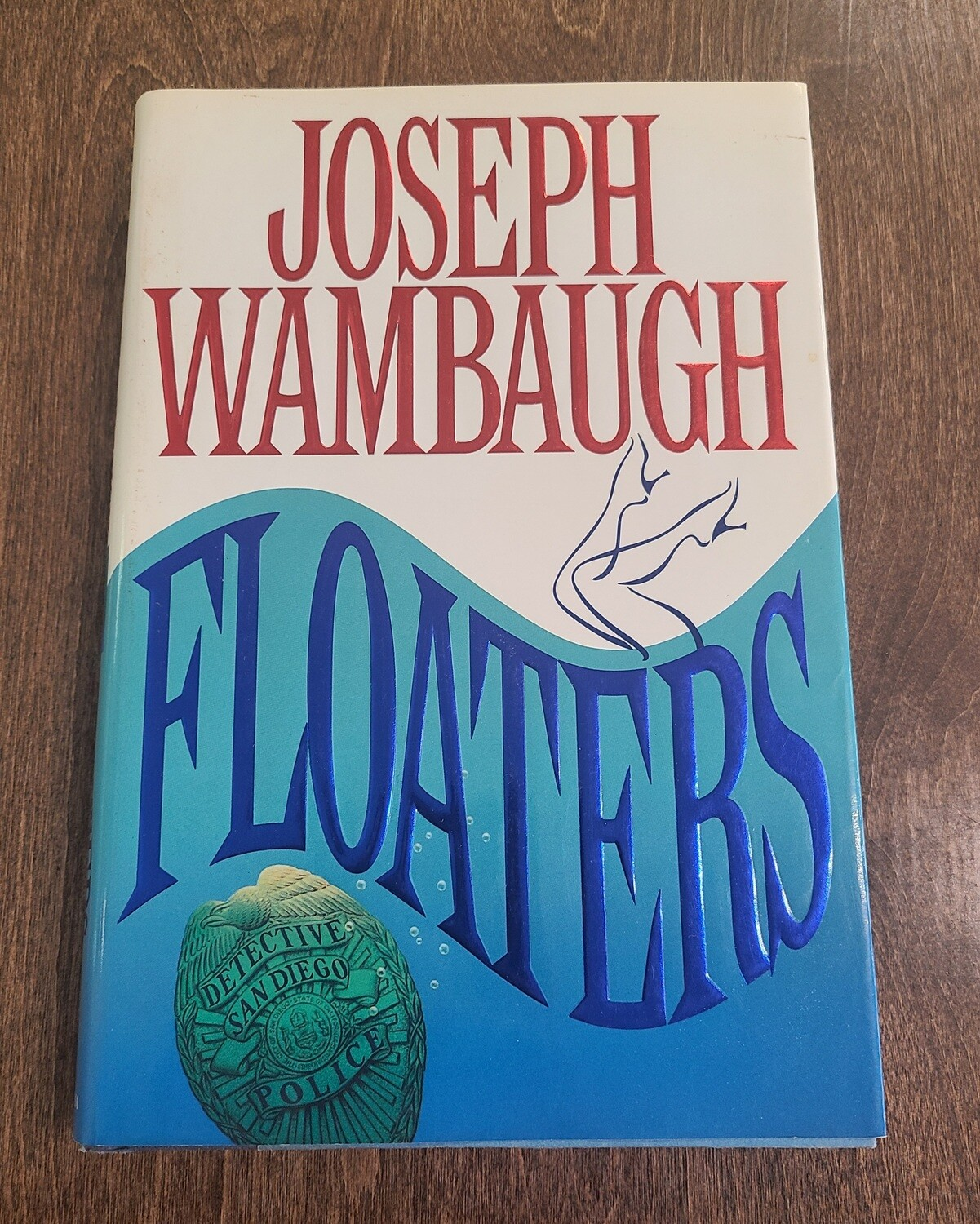 Floaters by Joseph Wambaugh