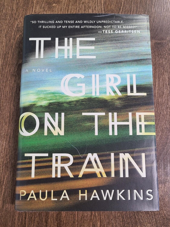 The Girl on the Train by Paula Hawkins - Hardback