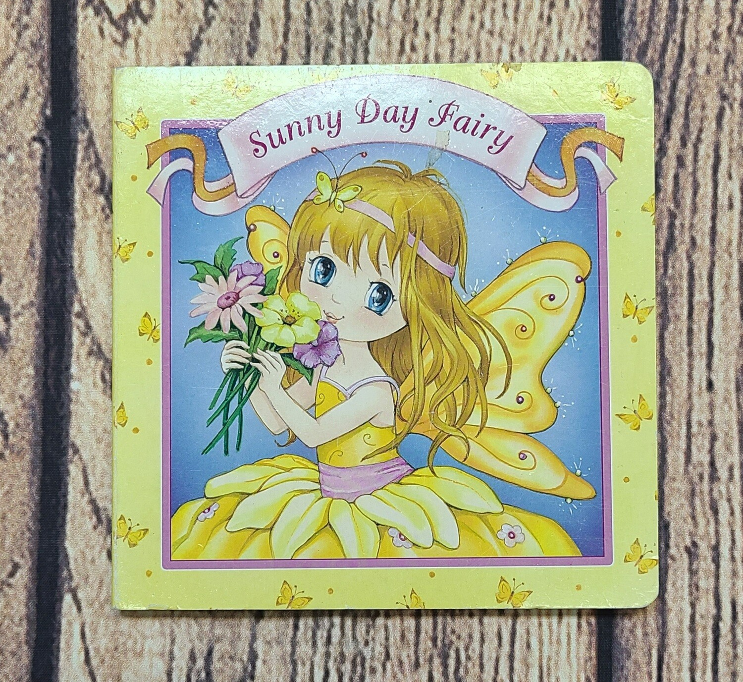 Sunny Day Fairy by Lee Krutop