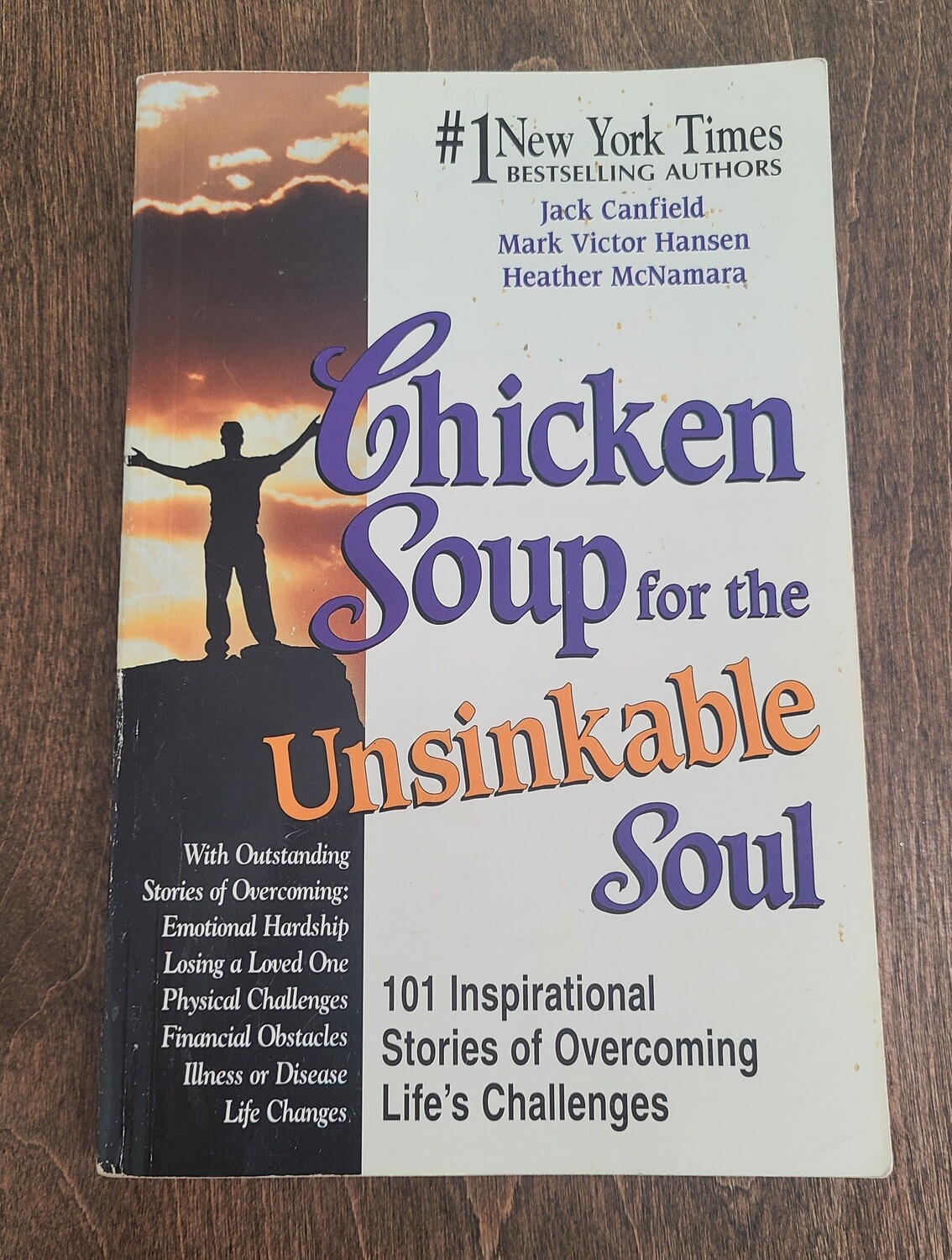 Chicken Soup for the Unsinkable Soul by Jack Canfield, Mark Victor Hansen, and Heather McNamara