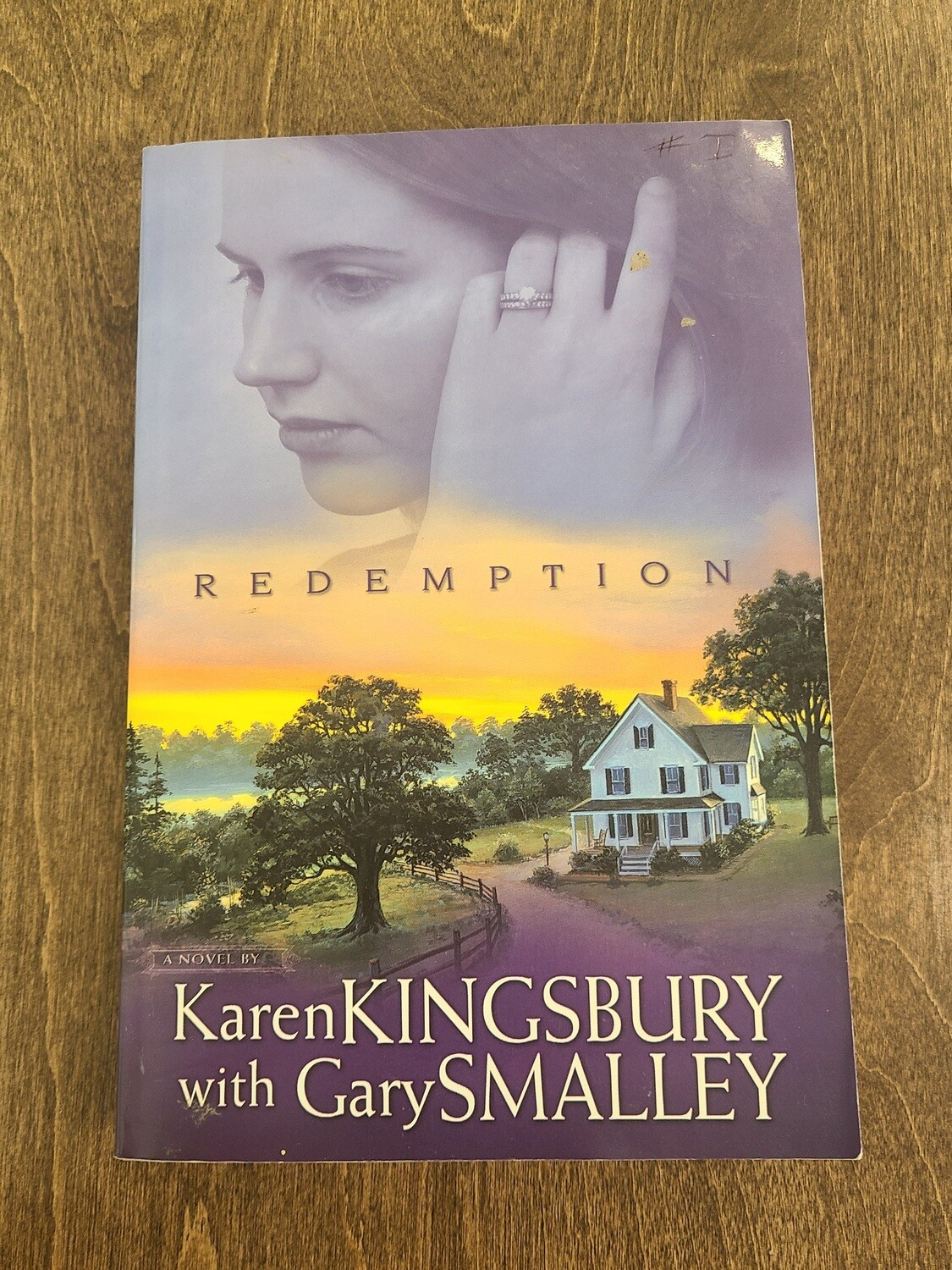 Redemption by Karen Kingsbury with Gary Smalley