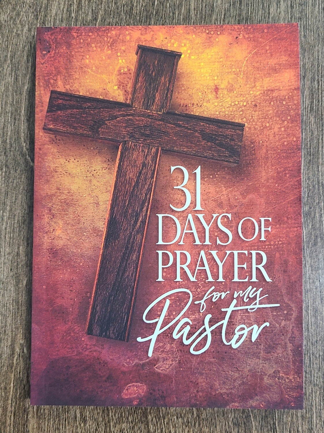 31 Days of Prayer for my Pastor by Great Commandment Network