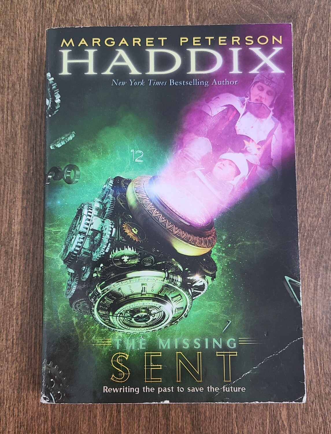 The Missing: Sent by Margaret Peterson Haddix - Paperback
