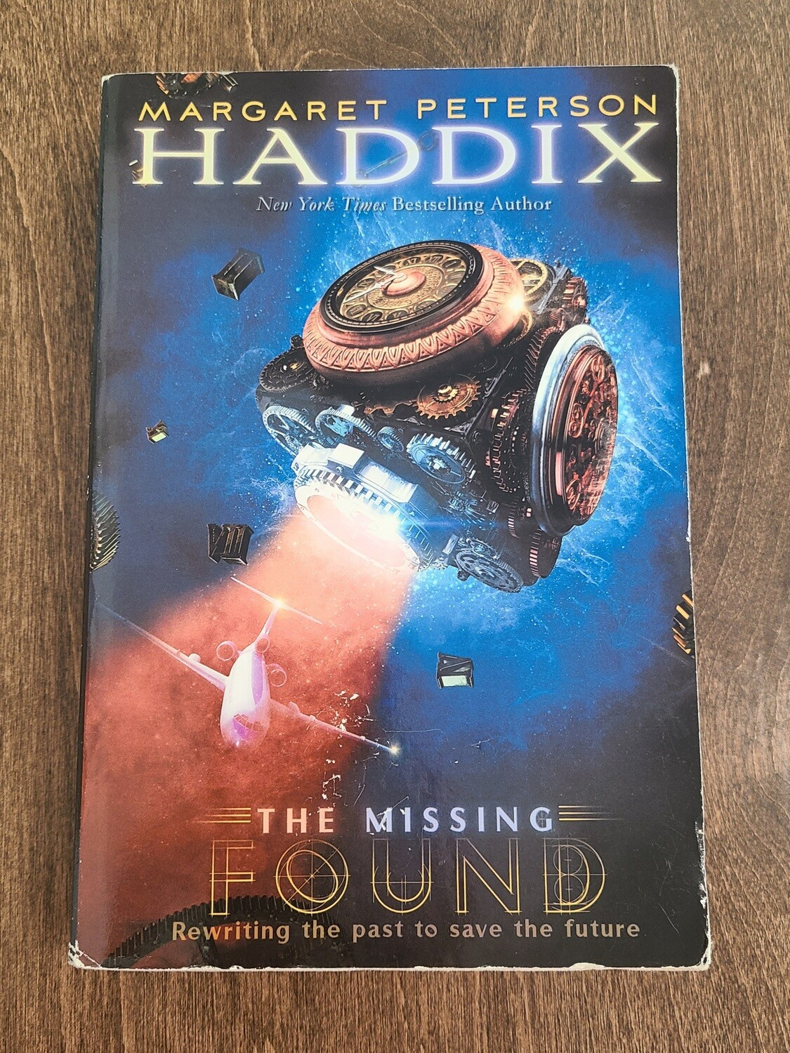 The Missing: Found by Margaret Peterson Haddix - Paperback