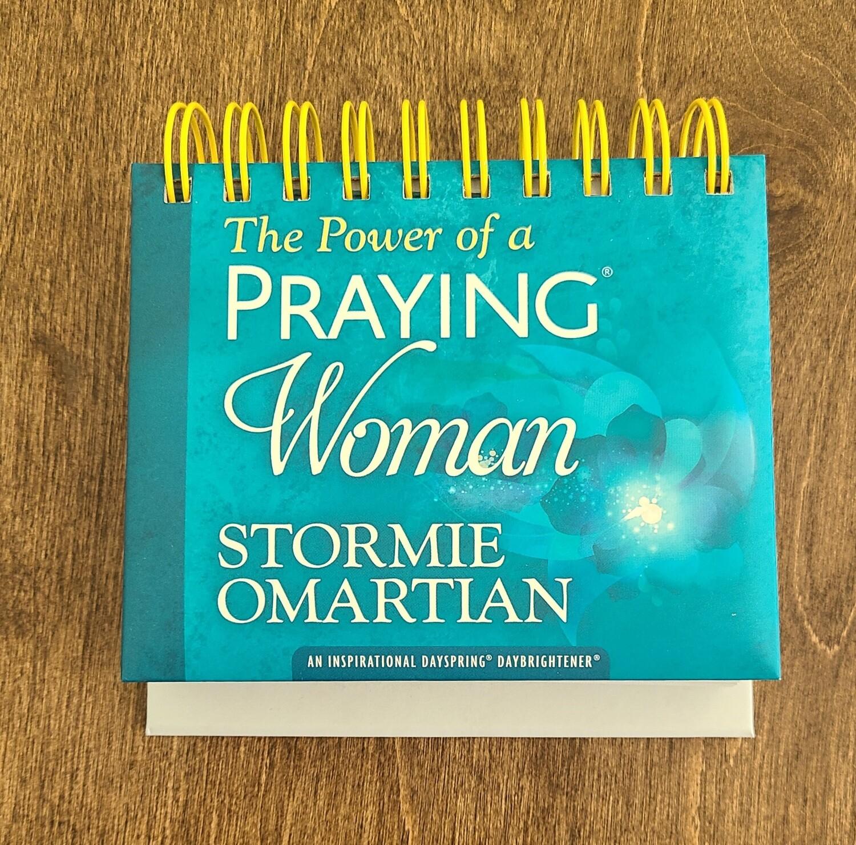 The Power of a Praying Woman Perpetual Calendar