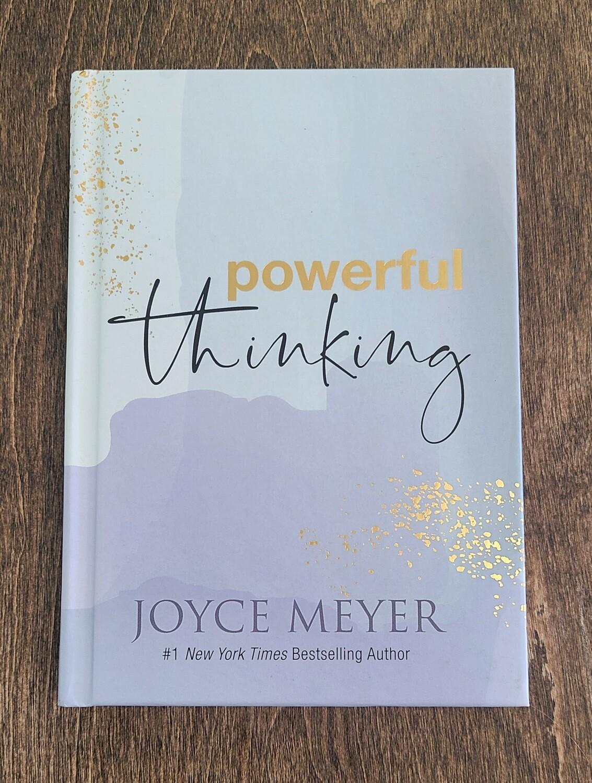Powerful Thinking by Joyce Meyer