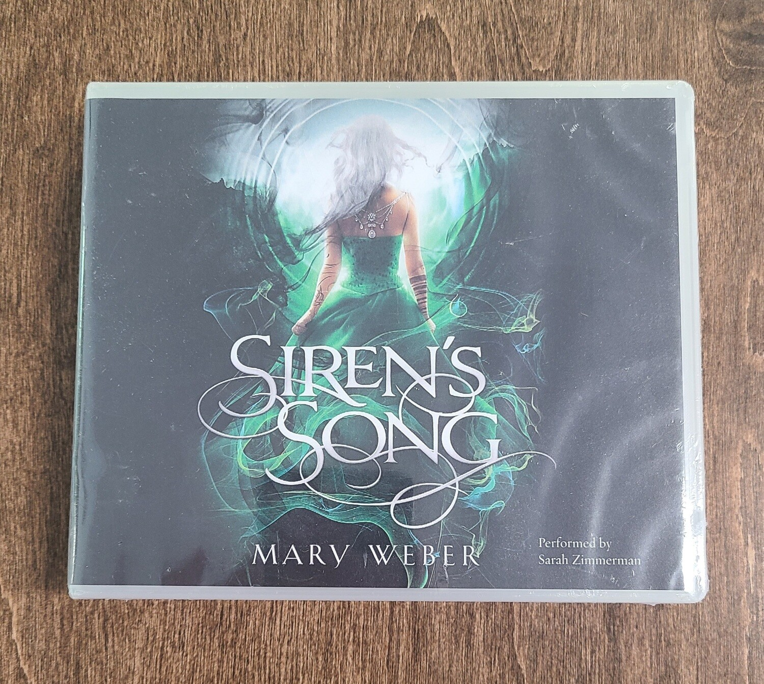 Siren's Song by Mary Weber - Audiobook
