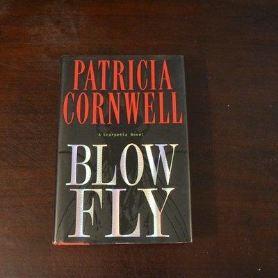 Blow Fly by Patricia Cornwell - Hardback