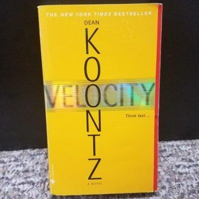 Velocity by Dean Koontz