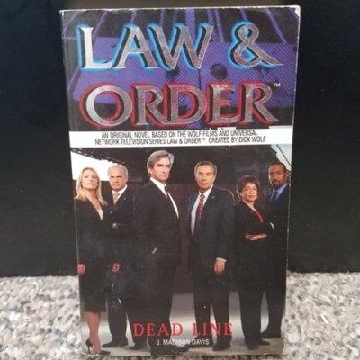 Law & Order: Dead Line by J. Madison Davis