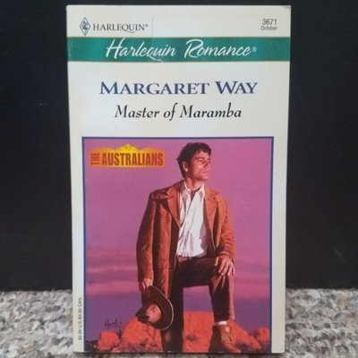 Master of Maramba by Margaret Way