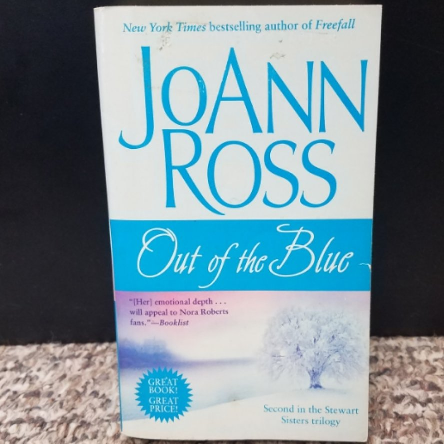 Out of the Blue by JoAnn Ross