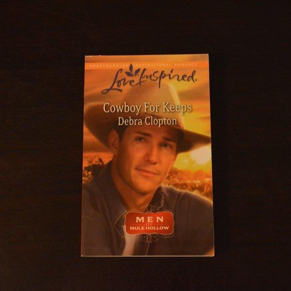 Cowboy For Keeps by Debra Clopton