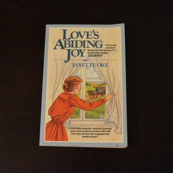 Love's Abiding Joy by Janette Oke