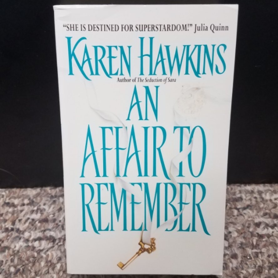 An Affair to Remember by Karen Hawkins