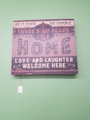 There's No Place Like Home Primitives by Kathy