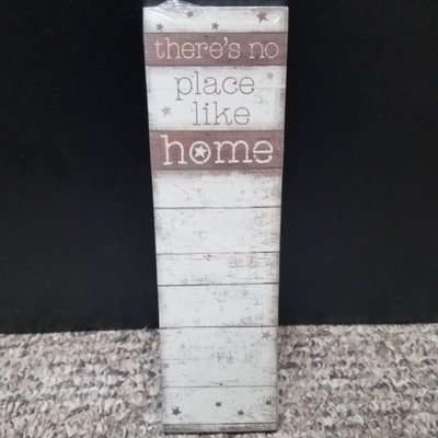 List Notepad - There's No Place Like Home - Primitives by Kathy