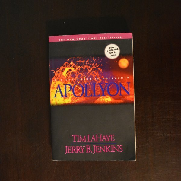 Apollyon: The Destroyer is Unleashed by Tim LaHaye and Jerry B. Jenkins