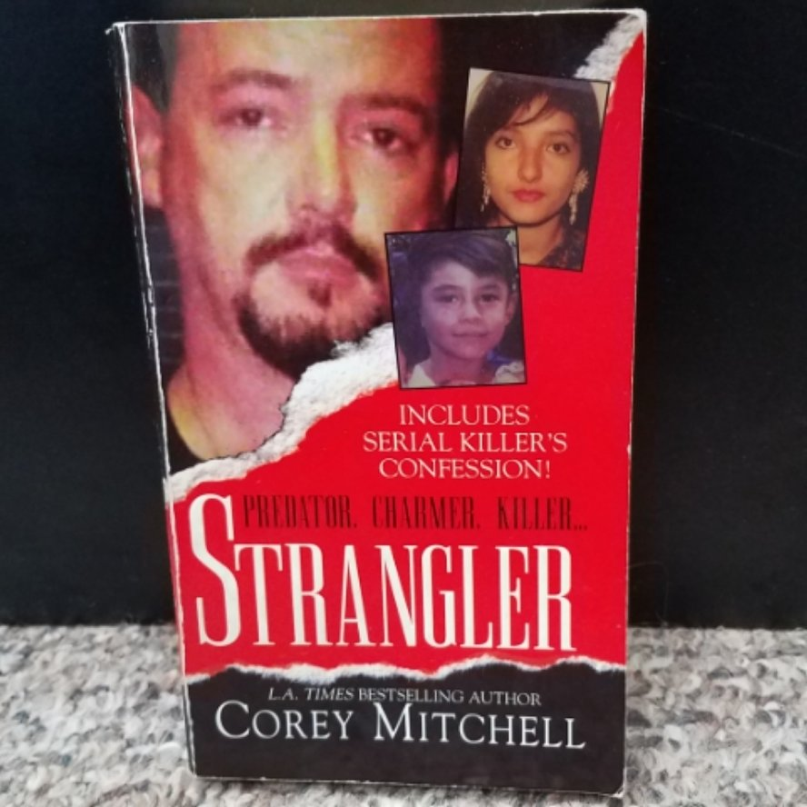 Strangler by Corey Mitchell