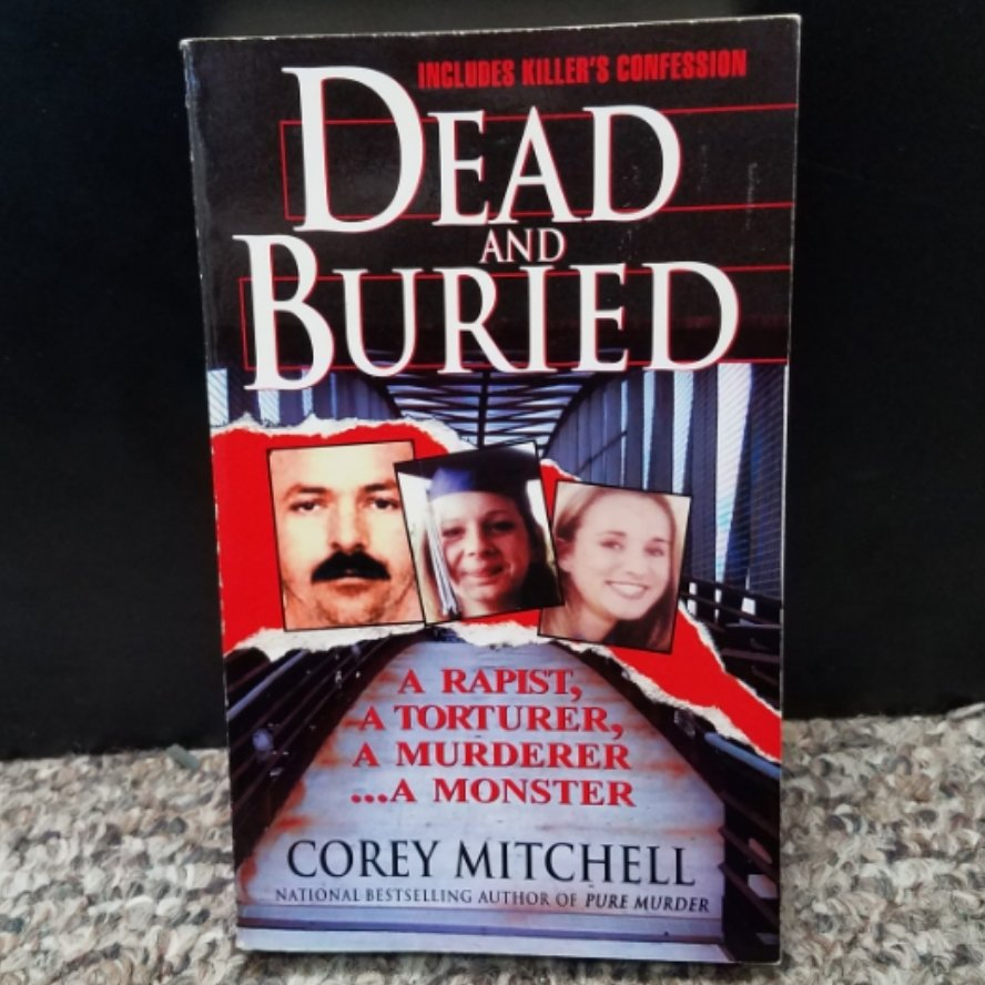 Dead and Buried by Corey Mitchell