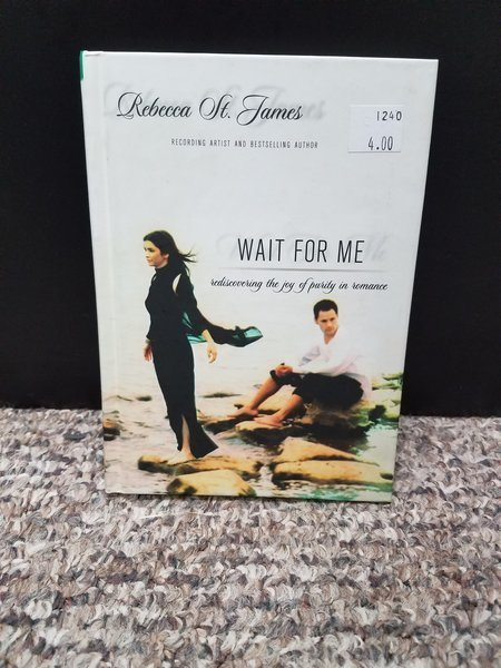 Wait for Me by Rebecca St. James