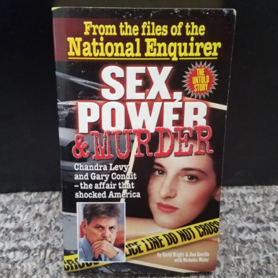 Sex, Power, and Murder by David Wright and Don Gentile with Nicholas Maier
