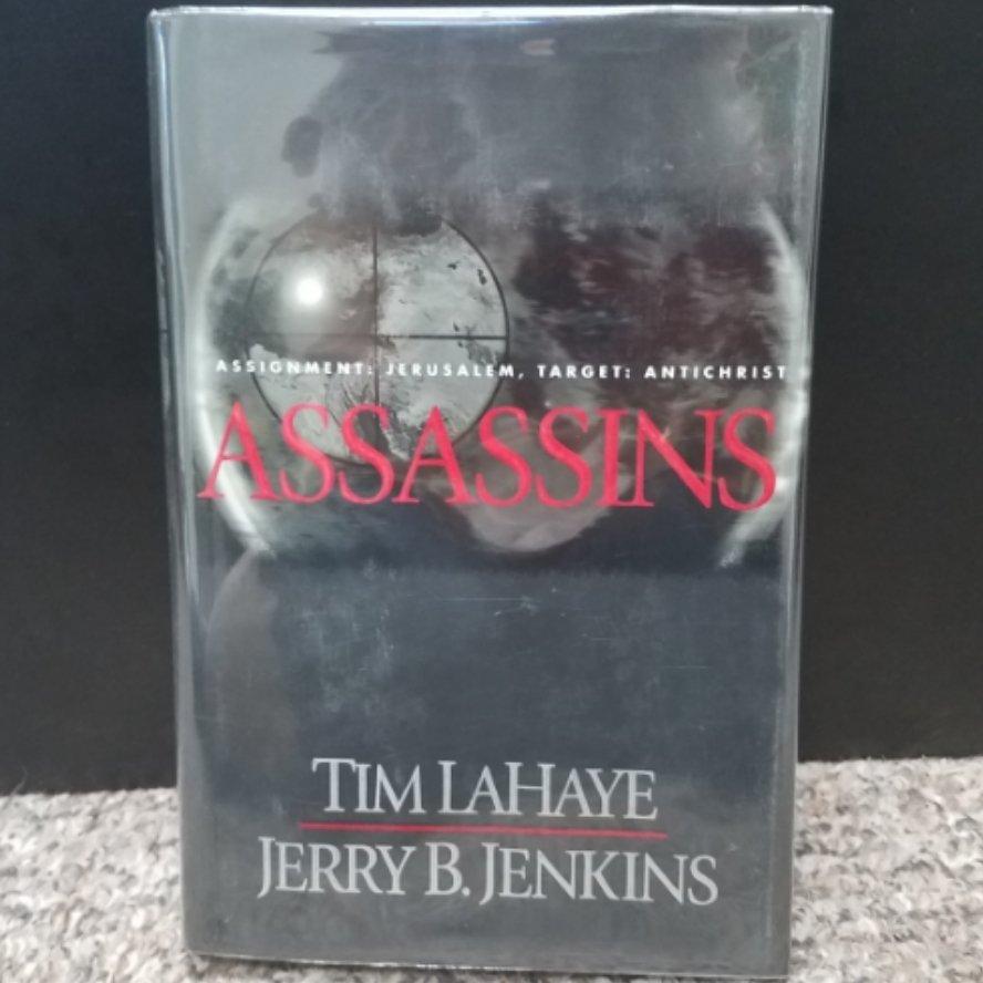 Assassins by Tim LaHaye & Jerry B. Jenkins